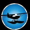 Plane Badge